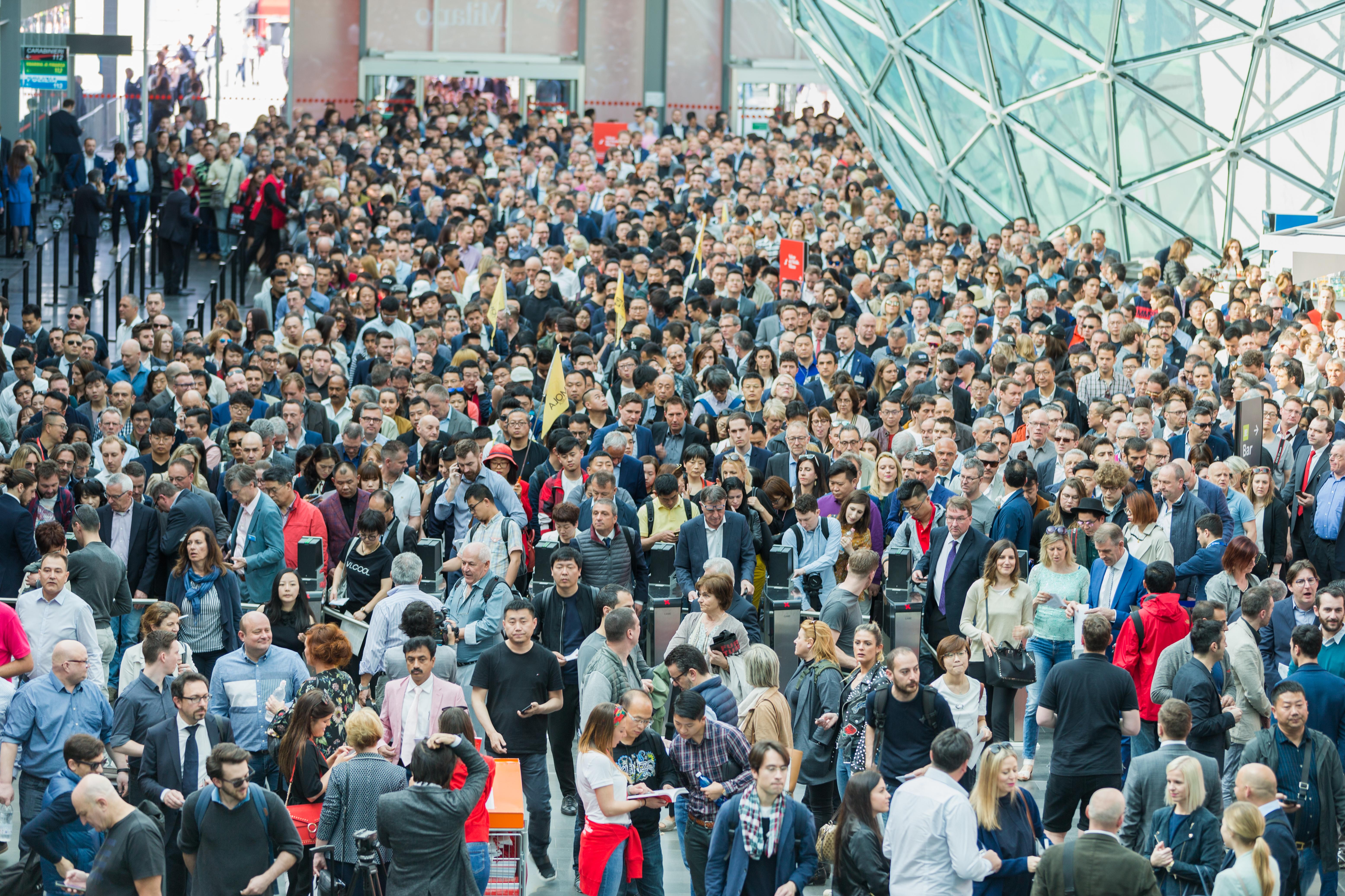Feria de Milán 2018, el gran negocio italiano.