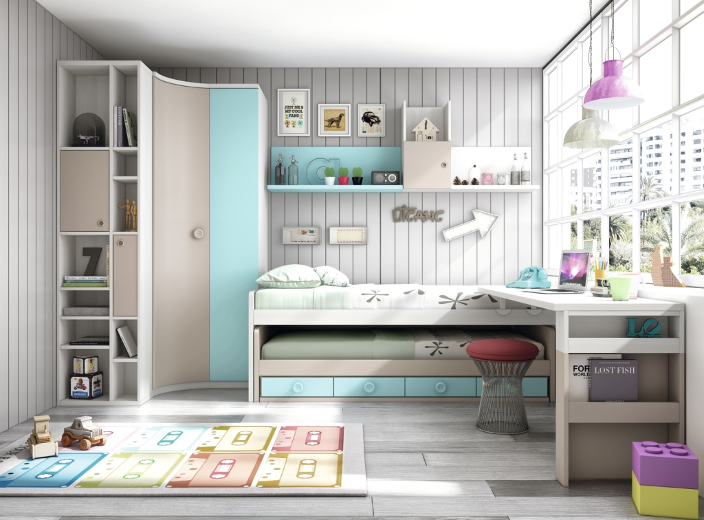 Nuevos muebles juveniles de glicerio chaves un mundo de - Muebles nuevo mundo ...
