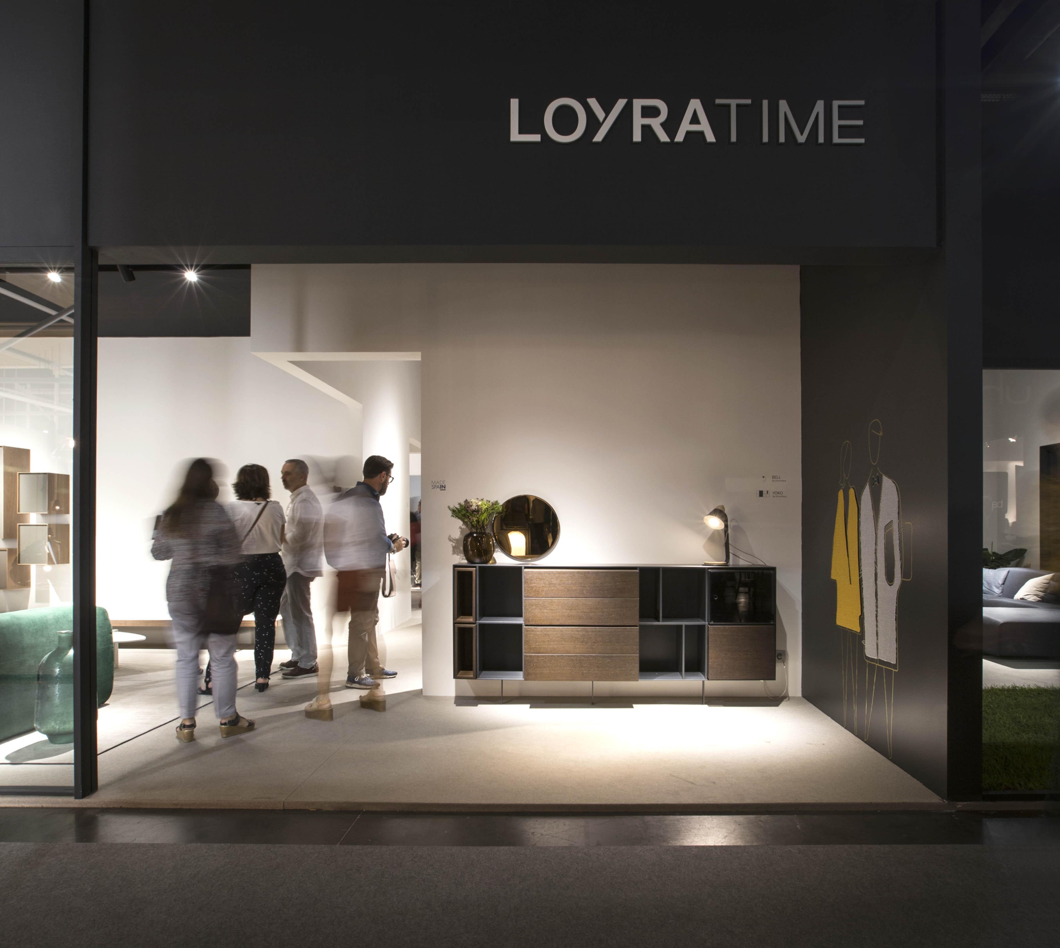 LOYRATIME de Loyra. Una revelación en Hábitat.